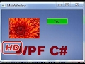 [C# WPF tutorial] C# WPF Tutorial 2- Adding Image to WPF C# application (Image control , background