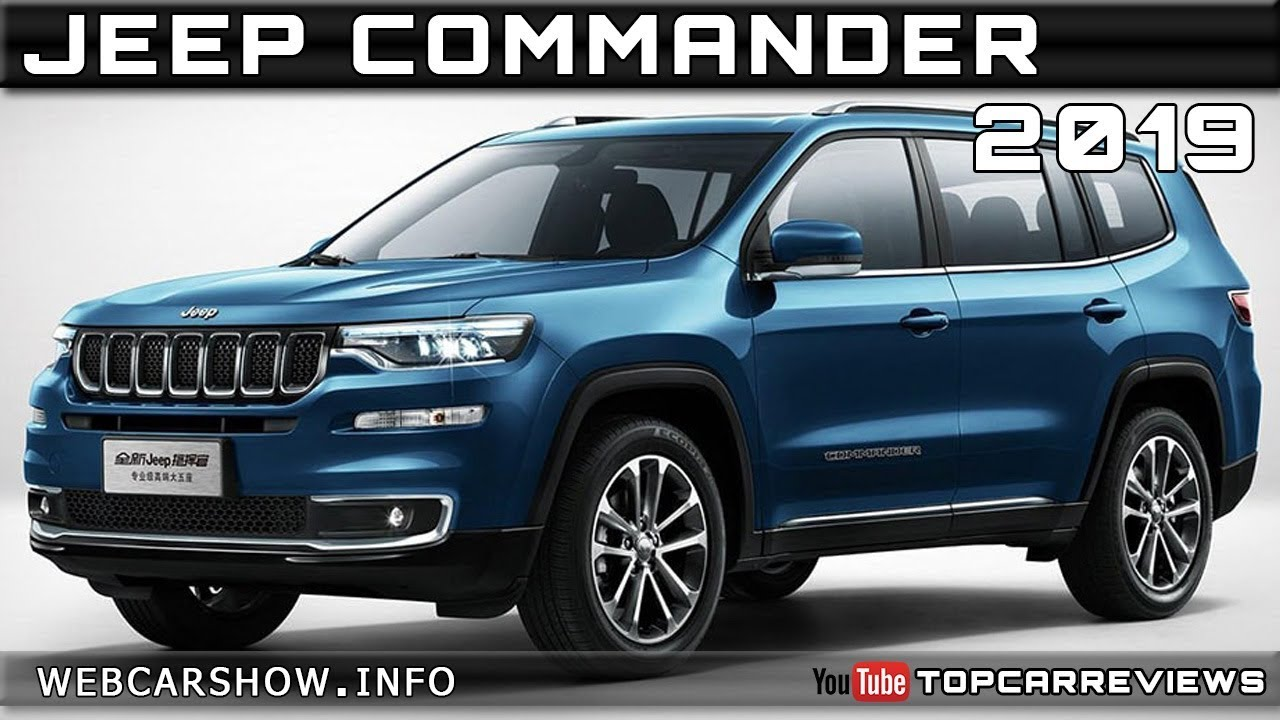 Jeep Commander 2019 Price