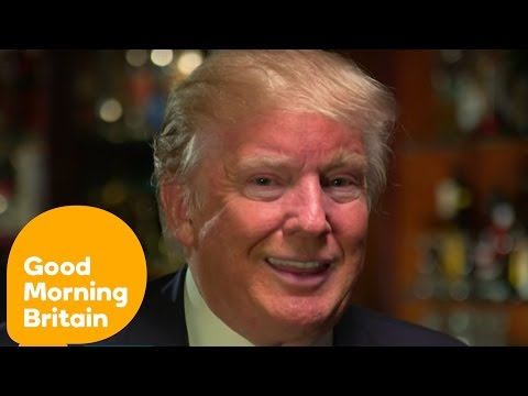 Donald Trump Calls Lord Alan Sugar A Small Timer | Good Morning Britain