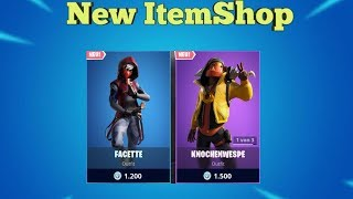 Fortnite Item Shop 9.8.19 I New SKINS are DA I Fortnite Battle Royale Shop