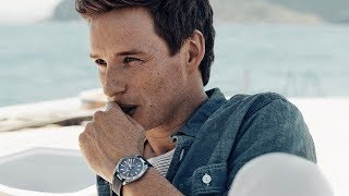 Eddie Redmayne and the Seamaster Aqua Terra