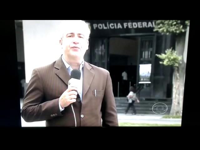 Entrevista do Presidente do SSDPFRJ Luiz Carlos Cavalcante ao Jornal CNT Nacional