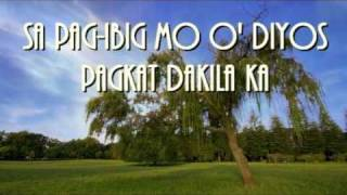 ♫ SA PILING MO ♫ With Lyrics+Chords HD  和你在一起  (Studio Version) By:Ray Caballero