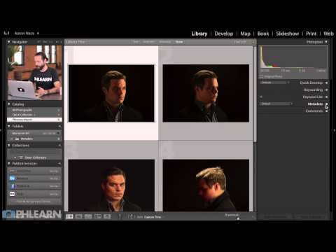 How to Add Metadata to Photos in Lightroom