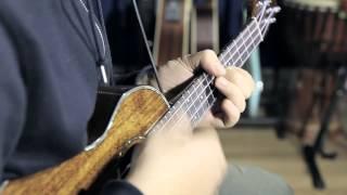 Mach 4(Kalei gamiao ukulele cover)