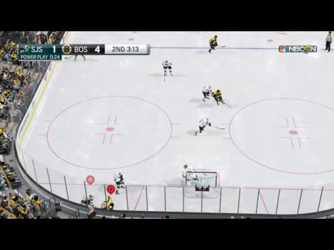NHL 18: SAN JOSE SHARKS- ONLINE VS