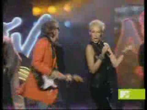 Eurythmics Would I Lie To You VMA 1985 Mp3