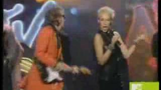 Eurythmics Would I Lie To You VMA 1985