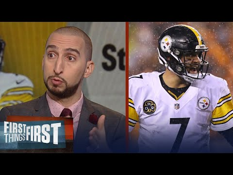 Nick and Cris react to the Steelers 23-20 win over the Bengals during Week 13   FIRST THINGS FIRST