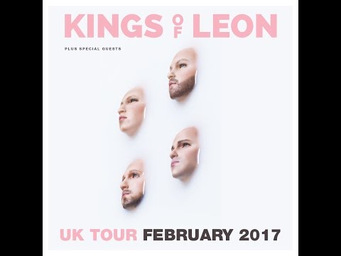Kings of Leon Live On Sale Now