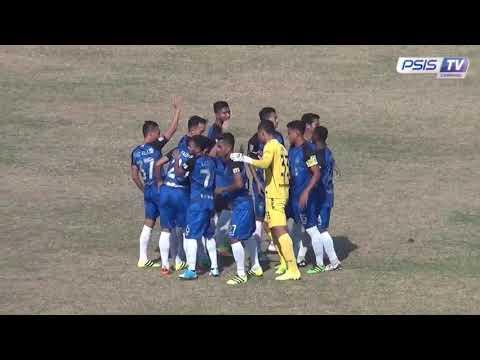 Replay Gol PSIS vs PSMS, Matchday 1 Babak 16 Besar Grup B