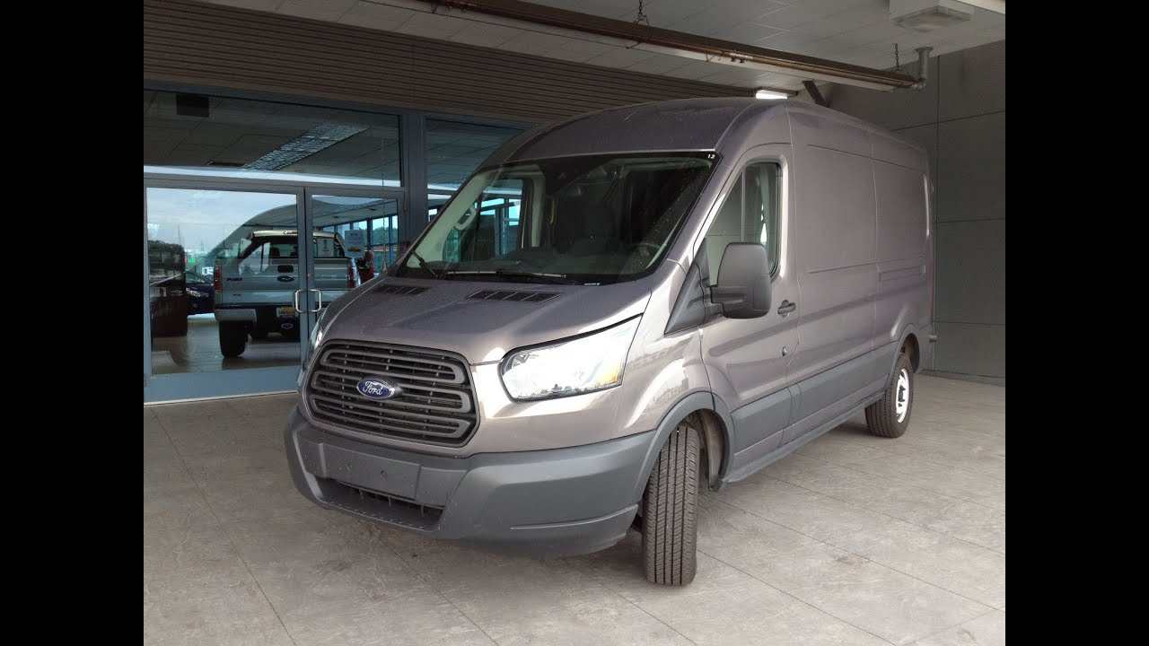 Ford Transit 350 >> 2015 Ford Transit 350 - YouTube