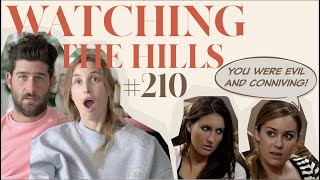 Reacting to 'THE HILLS' | S2E10 | Whitney Port