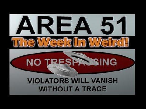 Week In Weird - 01/14/2018