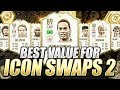YOUR BEST VALUE IN ICON SWAPS #2! FIFA 20 Ultimate Team