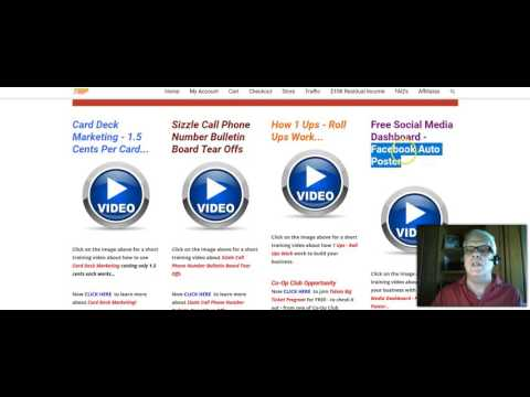 Training Video For Short Domain Names How To Mask Affiliate Links & Lead Capture Sales Funnel Pages