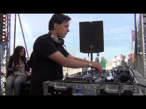 Kyau & Albert DJ Set Live @ Luminosity Beach Festival 2012