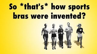 The History of the Sports Bra