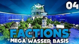 MEGA WASSER BASIS! - MINECRAFT FACTIONS #04 | DieBuddiesZocken