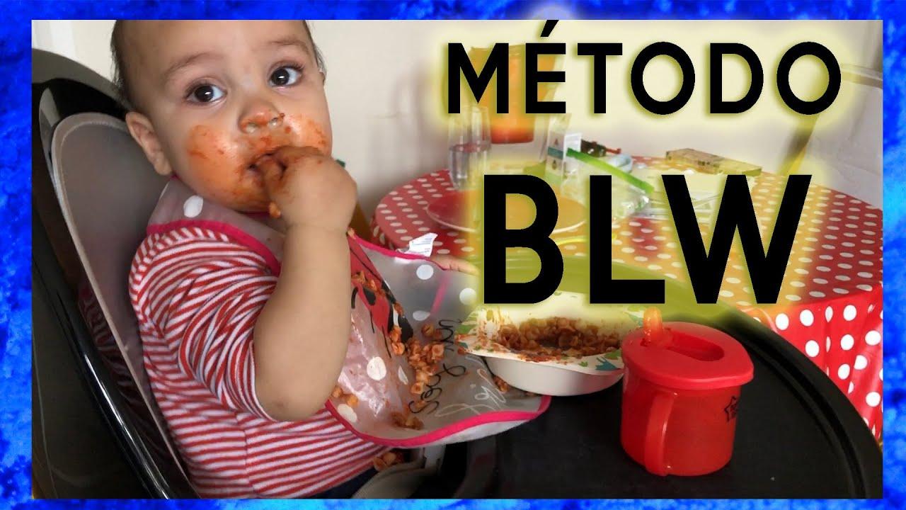 MÉTODO BLW 👶🏻 para principiantes o Baby Led Weaning, como empezar atragantamiento trucos consejos