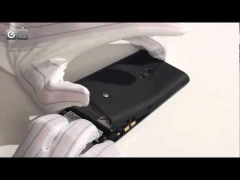 فك جهاز (اكسبيريا اكرو اس Disassemble device (XPERIA ACRO S -فيديو روسي