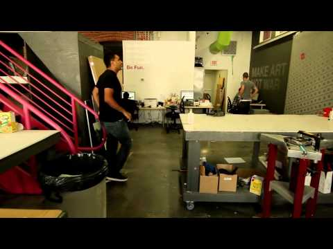 Made with Love - Behind the scenes with CanvasPop HD