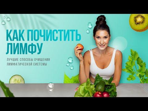 Очищение лимфы. Лимфатическая система