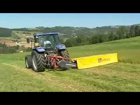 SITREX DISC MOWER DM7 Price Brothers Equipment AG