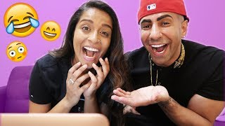 TRY NOT TO LAUGH CHALLENGE (FT. FOUSEYTUBE)