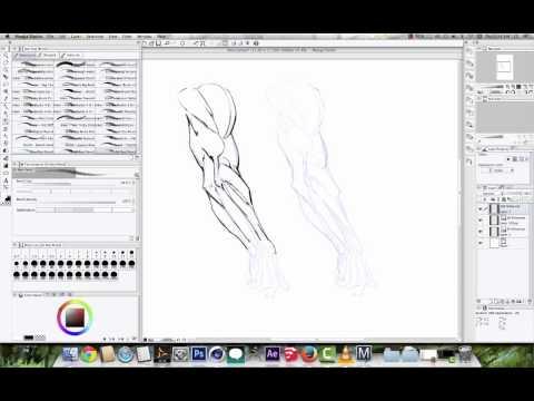 Comic Art Drawing Tips 1