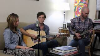 Charlie Boy - The Lumineers (cover) - Ezra and Katie ft. Brandon Tweed