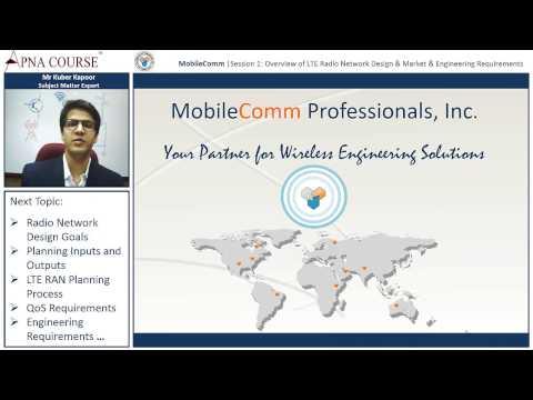 LTE - Radio Network Design, Understand How Mobile Communication Works?