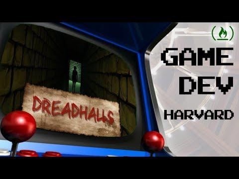 Dreadhalls | Unity 3D Tutorial - CS50's Intro to Game Development thumbnail