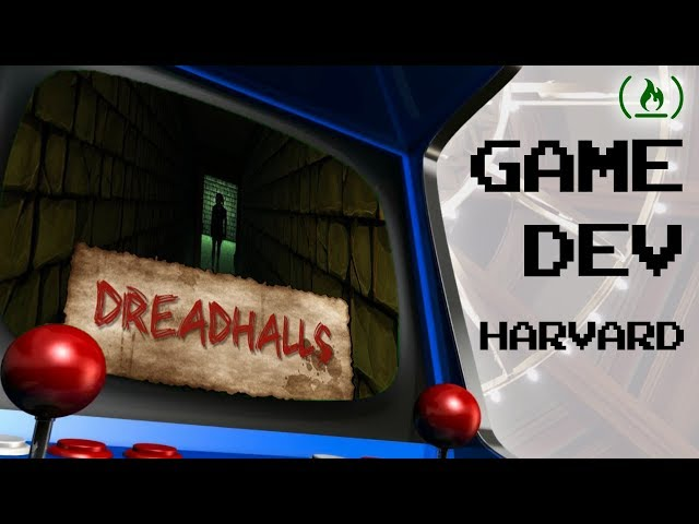 Dreadhalls | Unity 3D Tutorial - CS50's Intro to Game Development