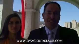Entrevista a Sr. Broswi Galvez Representante de Backus-Cristal Tour Perú-Nacional de Fondismo 2013