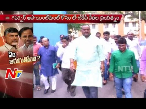 Suspenseful Situation at Joint Capital Hyderabad
