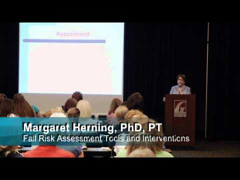 Fall Risk Assessment Tools and Interventions
