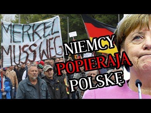 Co NAPRAWDĘ Niemcy Myślą o: Sankcje Dla Polski. Polityka, Angela Merkel | Polska Za Granicą Short