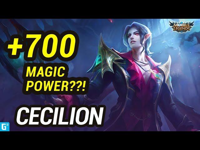 ANJAAAYY 700 MAGIC POWER MUSUH LANGSUNG HILANG | MLBB