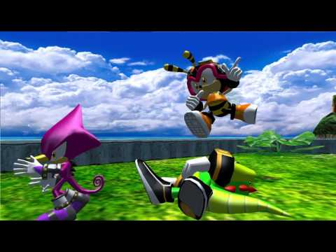 Sonic Heroes (GC) Team Chaotix Extra Missions A Rank