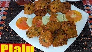 Piaju Making Ramadan Special Bangla Recipe by Cooking Channel Bd