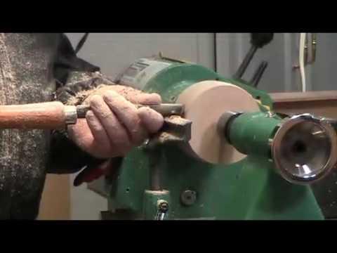 Turning Mason Jar Lids