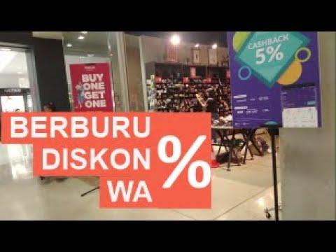 Berburu Diskon Buy One Get One Free Wakai GYOU
