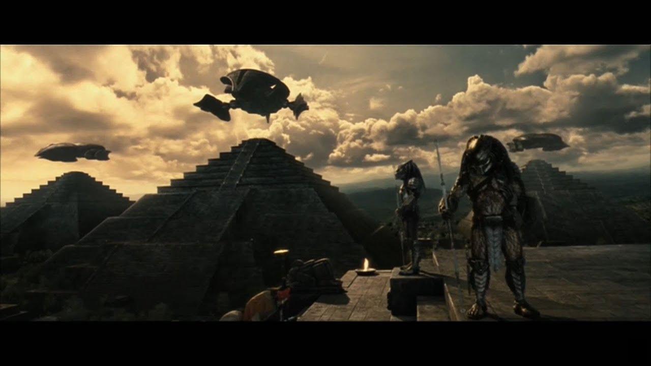 Download Alien vs. Predator - Predator History On Earth [HD]