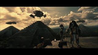 Alien vs. Predator - Predator History On Earth [HD]