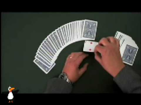 Rudy Hunter's Total Control with Cards