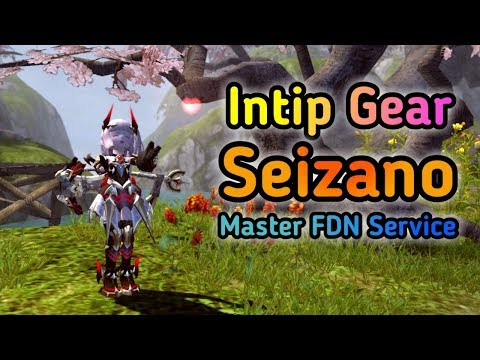 INTIP GEAR SEIZANO GG PARAH FDN MAH KRUPUK - Dragon Nest Sea