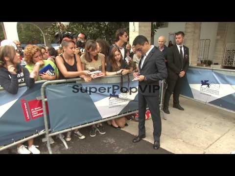 Tony Leung Ka-fai at Tai Chi 0 Arrivals: 69th Venice Film...