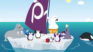 The Adventures of Pippa the Propeller Penguin: Solving Problems in Paradise