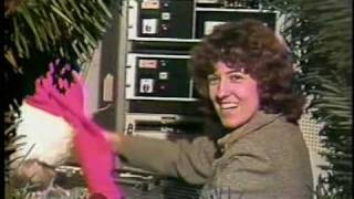 WROC TV Christmas greetings 1981